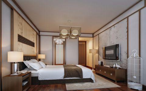 13万预算90平米三室两厅装修效果图