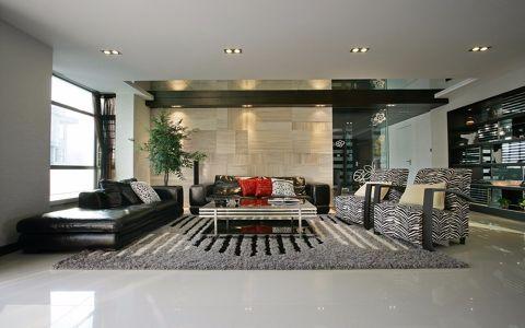仁和春天国际220平现代简约风四居室装修效果图