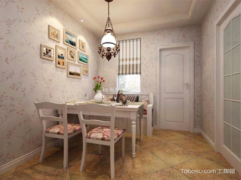 15万预算120平米三室两厅装修效果图