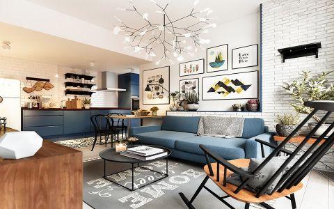 2019现代90平米装饰设计 2019现代公寓装修设计