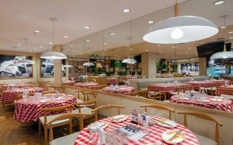 中式风格餐厅装修效果图