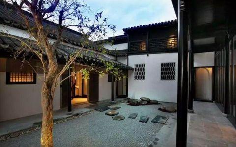 中式古典風格茶館茶樓裝修效果圖