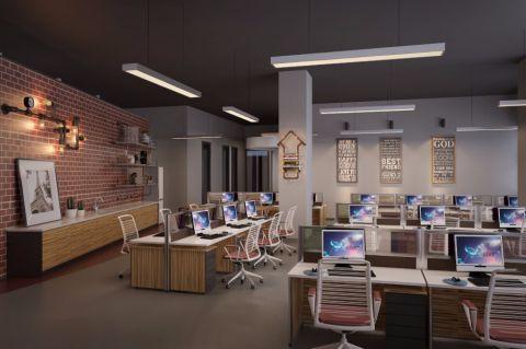 鄞州中物科技园写字楼装修效果图