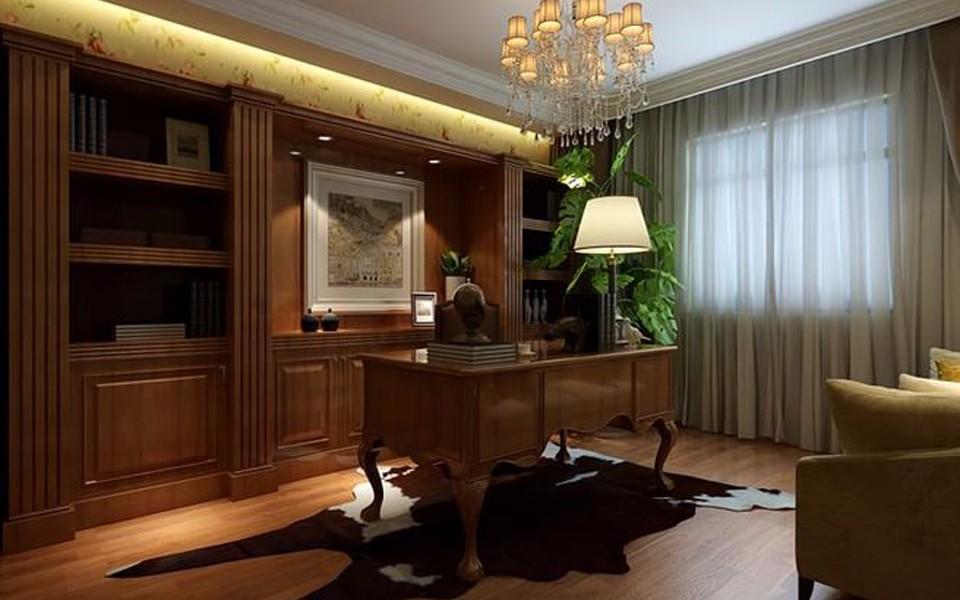 2室1卫1厅90平米现代欧式风格