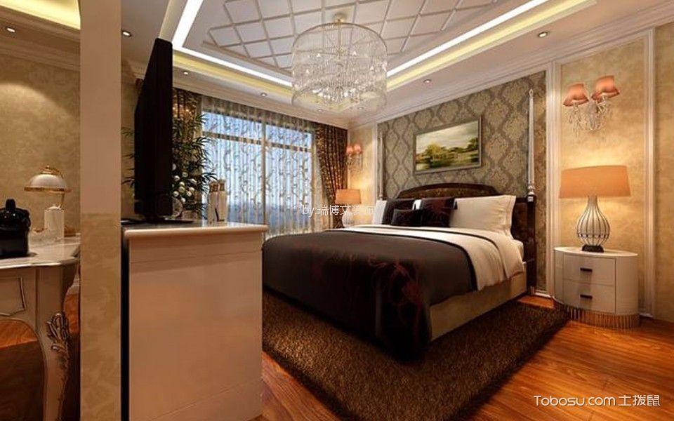 北京京棉新城90平米现代欧式风格效果图