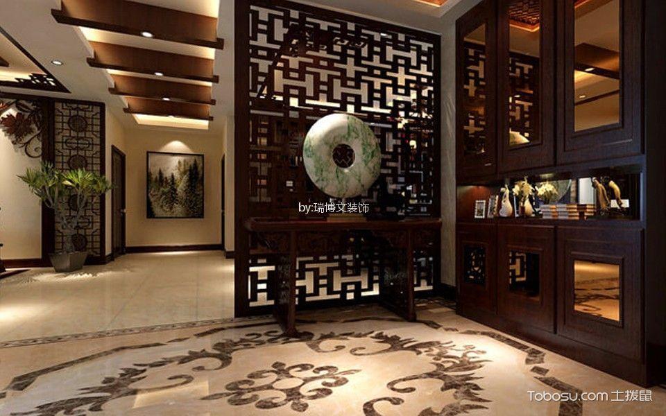 11万预算150平米三室两厅装修效果图