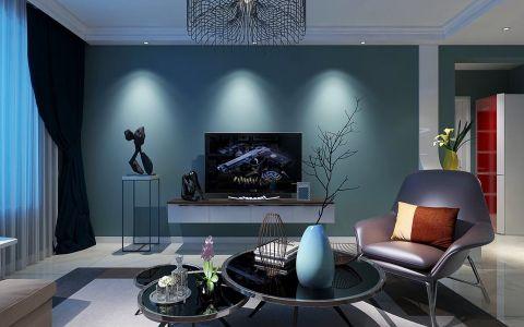 2020新中式150平米效果图 2020新中式二居室装修设计