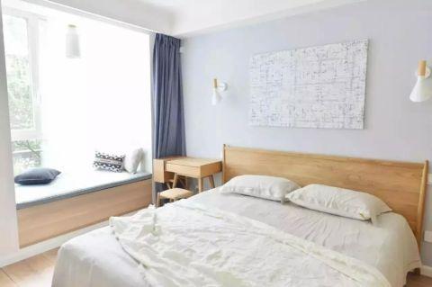 卧室北欧风格装饰效果图