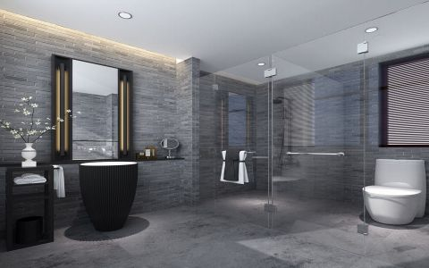 2020新中式240平米装修图片 2020新中式别墅装饰设计