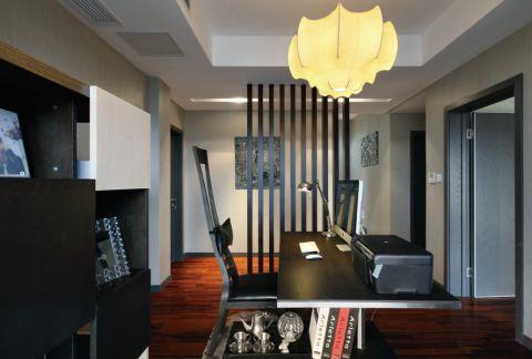10万预算105平米三室两厅装修效果图