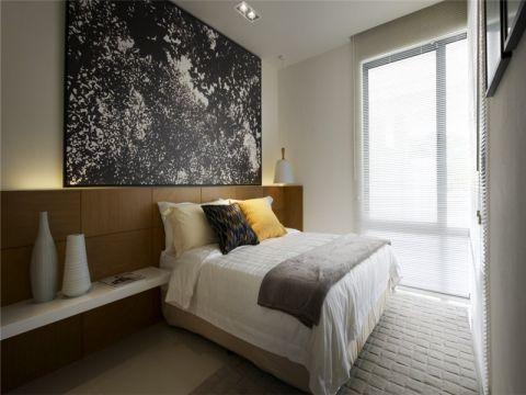 19万预算121平米三室两厅装修效果图