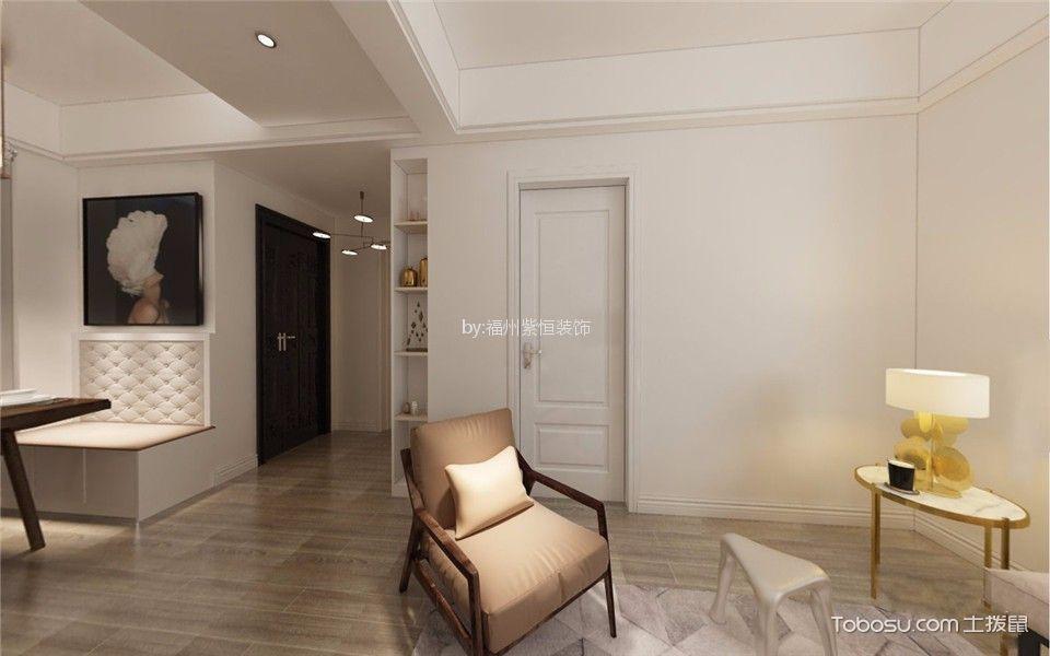 2018简约客厅装修设计 2018简约背景墙装修设计