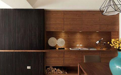 玄关隔断现代简约风格装修设计图片