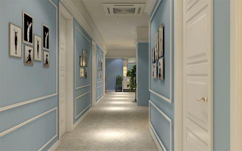 采菱家园混搭500平米美容院装修效果图