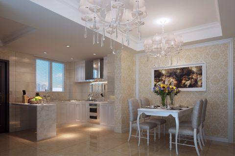 美观大方白色厨房装修