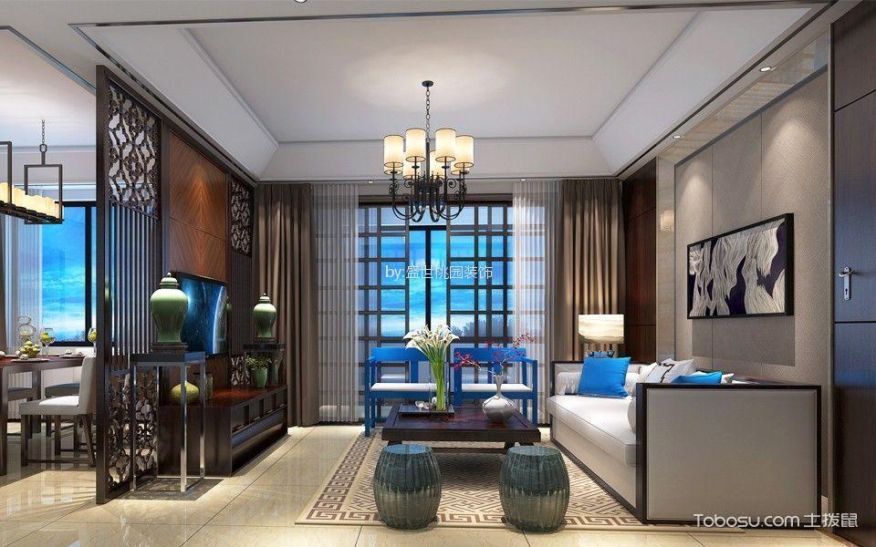 9.88万预算180平米四室两厅装修效果图
