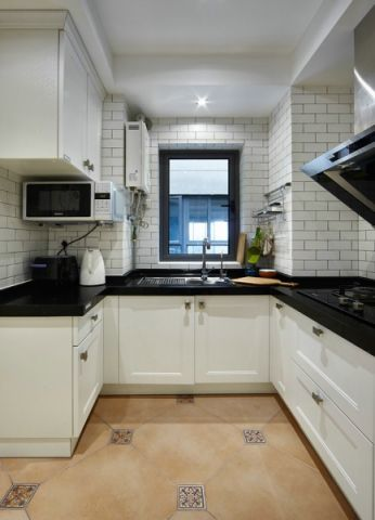 厨房走廊现代风格装饰图片