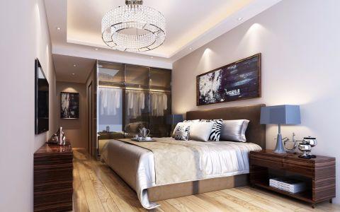 卧室照片墙现代风格装修效果图