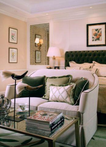 卧室沙发美式风格装饰效果图