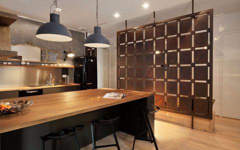 厨房隔断现代风格效果图