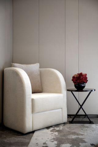 卧室沙发现代风格装潢效果图