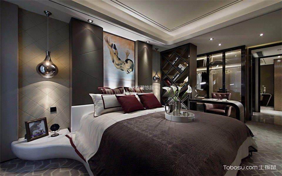2020后现代卧室装修设计图片 2020后现代走廊装修设计