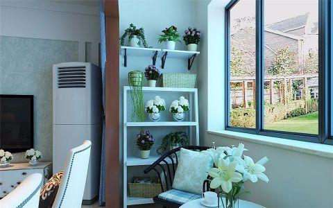 阳台窗台现代简约风格装修效果图