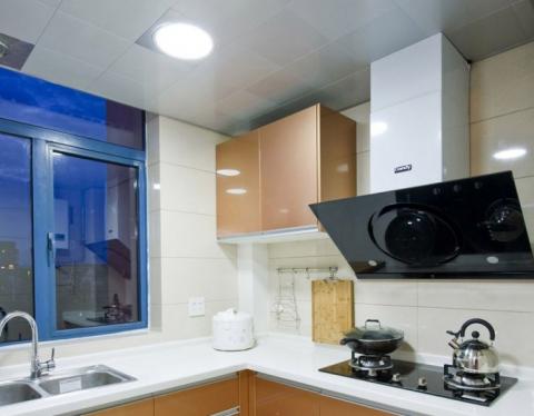 质感厨房吊顶效果图图片