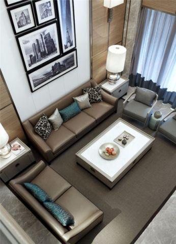 客厅沙发现代设计