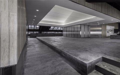 现代风格公司办公室写字楼装修效果图