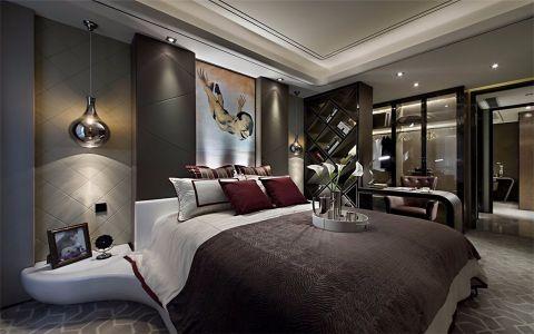 卧室走廊后现代风格装饰效果图