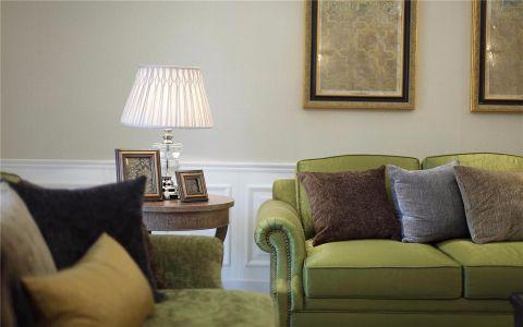 客厅细节简欧风格装饰效果图