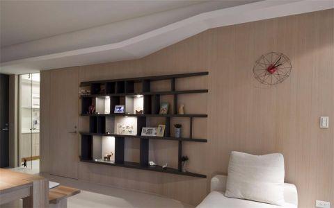 餐厅背景墙现代风格装潢设计图片