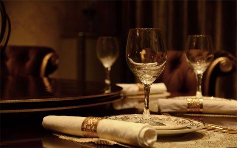 餐厅细节欧式风格装修设计图片