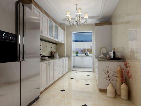 美好厨房橱柜装潢图片