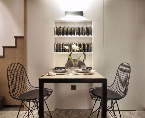 富丽餐厅北欧装潢实景图片