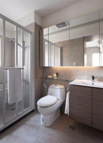 2019现代卫生间装修图片 2019现代设计图片