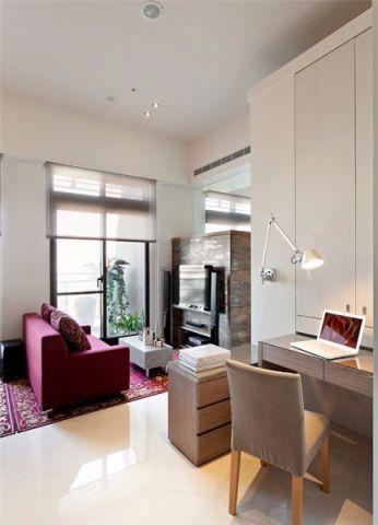 最新客厅现代装修案例