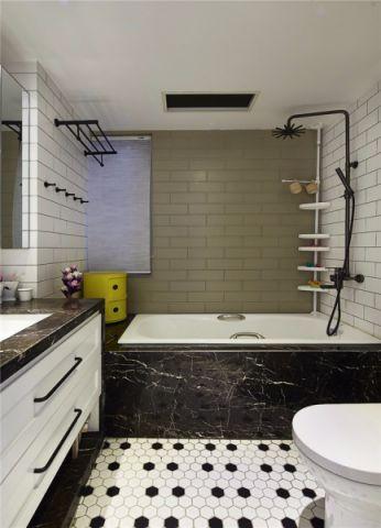 设计优雅浴室装修图