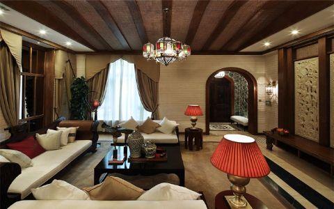极致客厅新古典装修设计图片
