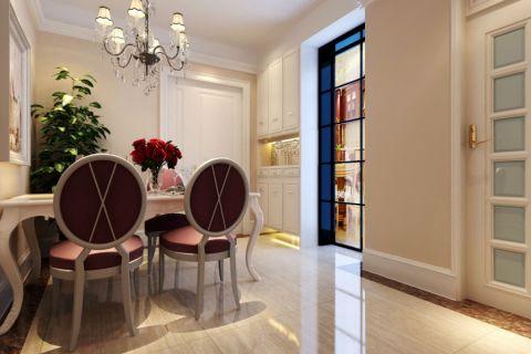 舒适餐厅走廊室内装修图片