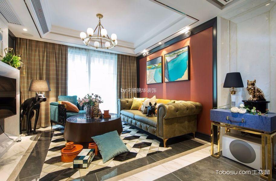 2021法式90平米装饰设计 2021法式套房设计图片