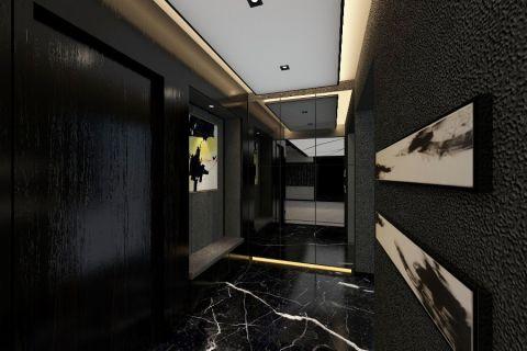 2019现代玄关图片 2019现代走廊装修效果图片