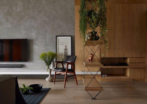 客厅现代简约风格装修效果图
