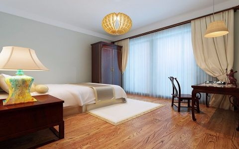 2019现代欧式110平米装修设计 2019现代欧式三居室装修设计图片