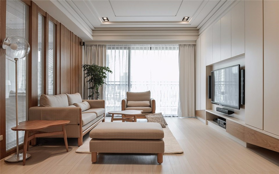 3室2卫2厅149平米现代风格
