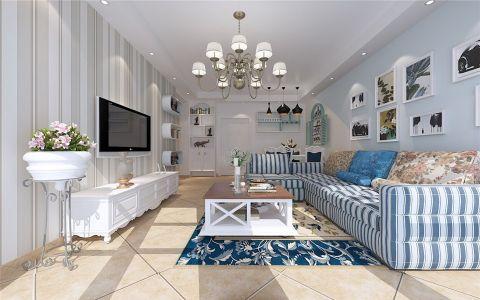 优雅客厅装饰效果图