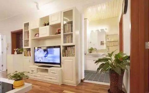 眩亮电视柜装潢设计图片