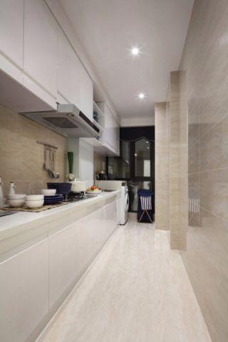 厨房橱柜现代效果图图片