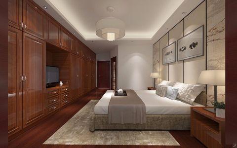 100平中式风格套房装修效果图
